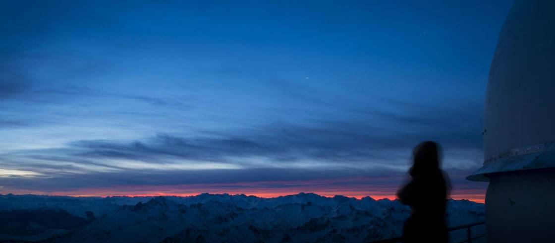 Climb the Pic du Midi at sunrise or sunset for even more magic.