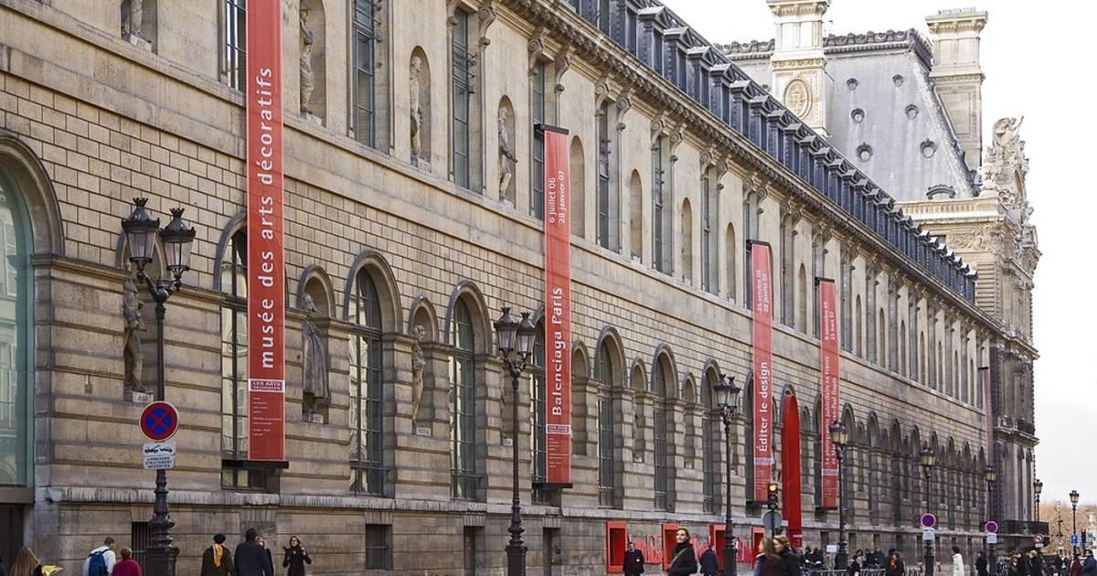 museum les arts d coratifs in paris. Black Bedroom Furniture Sets. Home Design Ideas