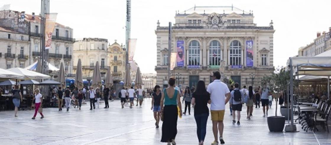 Læs om den svenske blogger Anne-Charlotte Andersson rejse til Montpellier
