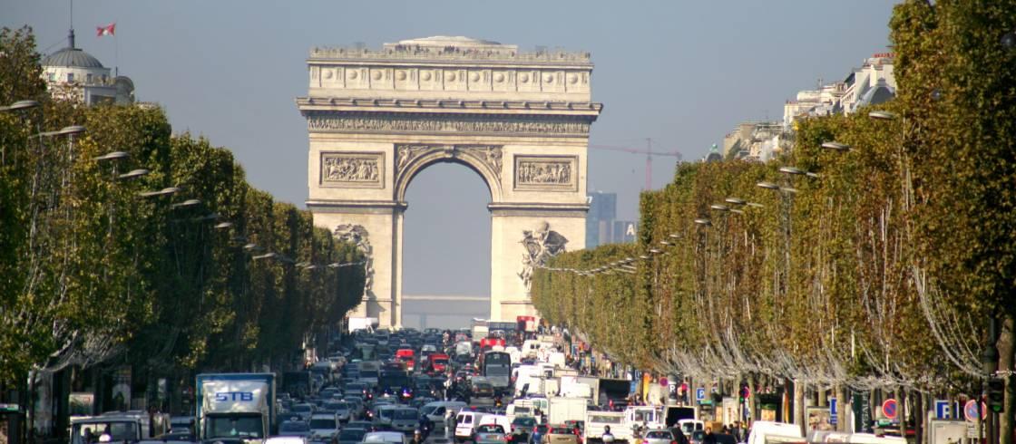 Bilsemester I Frankrike Glom Inte Det Nya Miljomarket