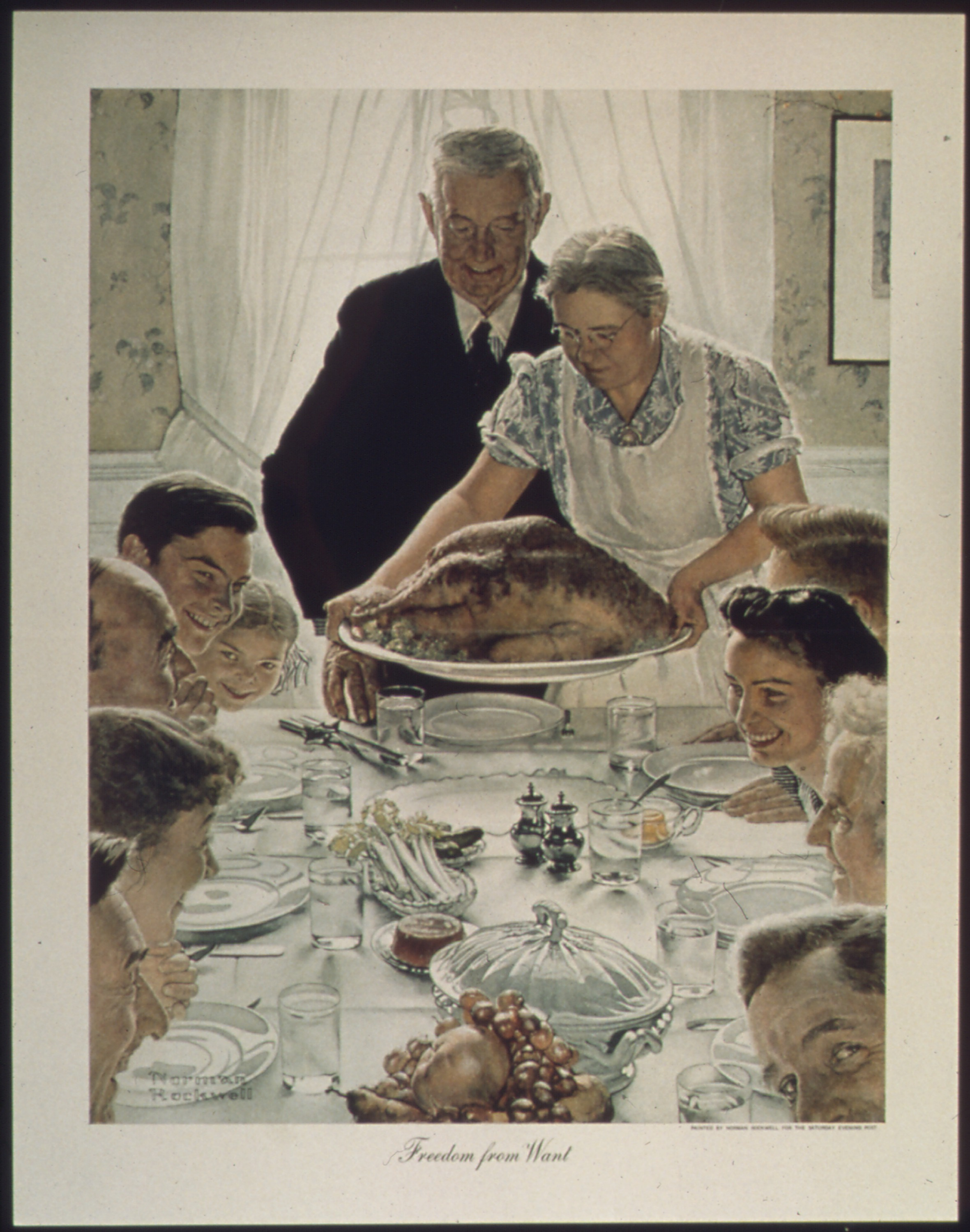 norman-rockwell-freedom-from-want