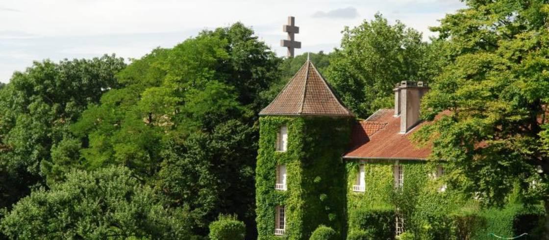 The Charles De Gaulle Memorial At Colombey Les Deux Eglises