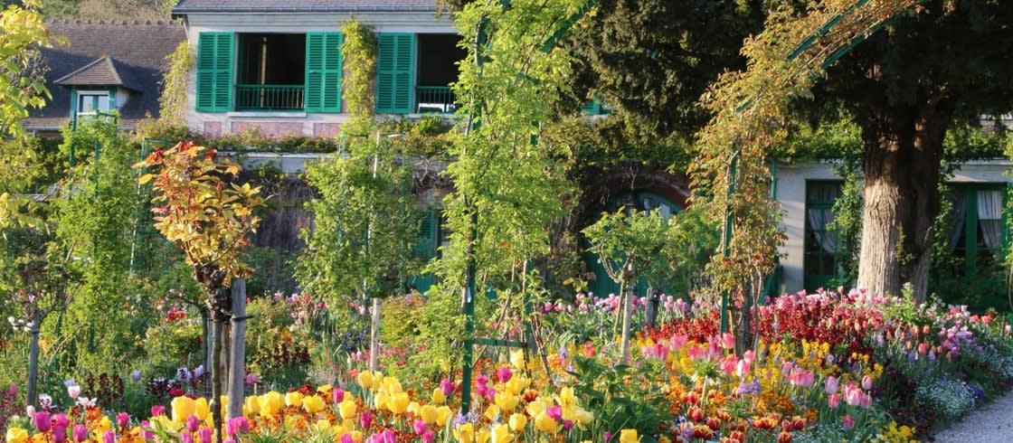 Fundación Claude Monet en Giverny