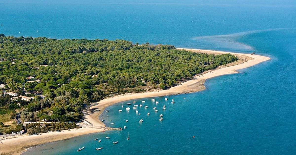 Ile de r en ile d ol ron twee totaal verschillende eilanden - Ile de re lieux d interet ...
