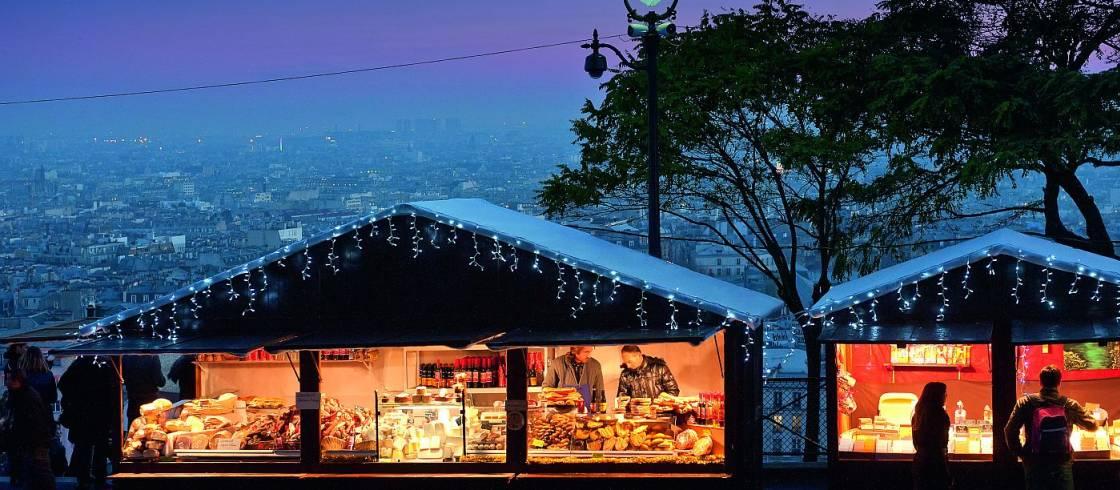Paris Weihnachtsmarkt.Weihnachtsmärkte In Paris Und Umgebung