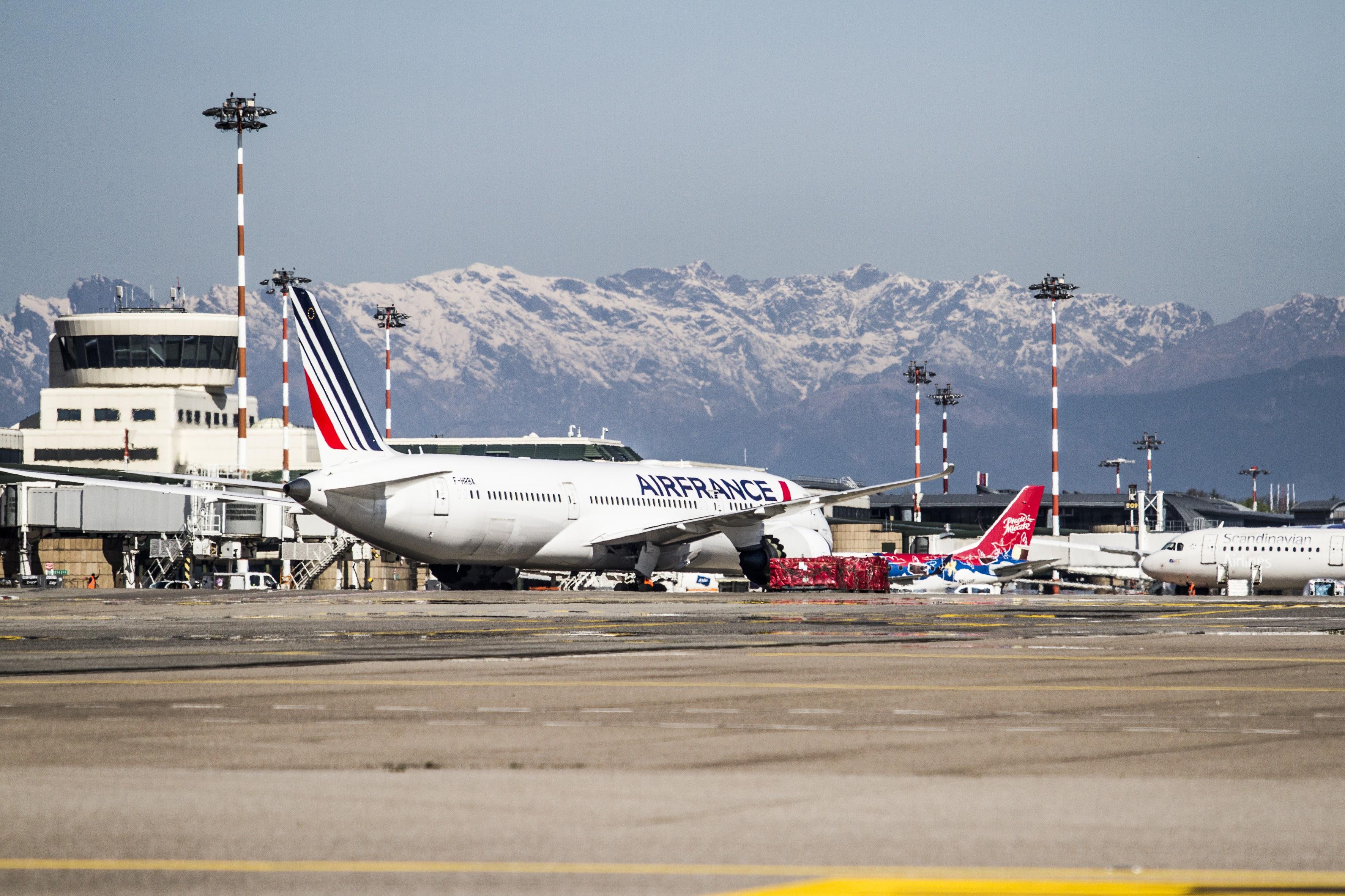 Nuovi voli Air France per Parigi da Milano Malpensa
