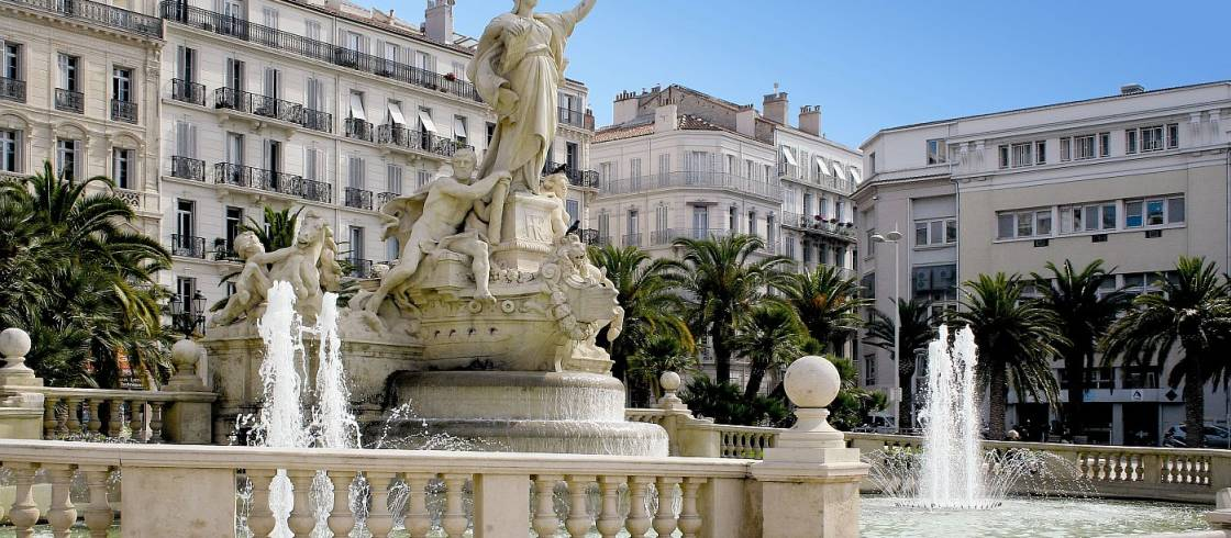 Toulon in der provence - Office de tourisme bergen ...