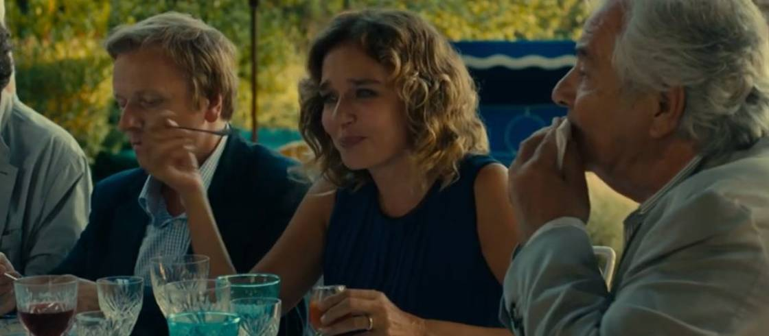 The Côte d'Azur is the setting for meals with friends in Valeria Bruni-Tedeschi's film 'The Summer House'