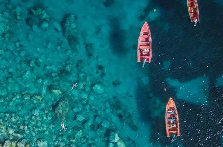 Martinique vue du ciel ©Pierrick / Adobe Stock