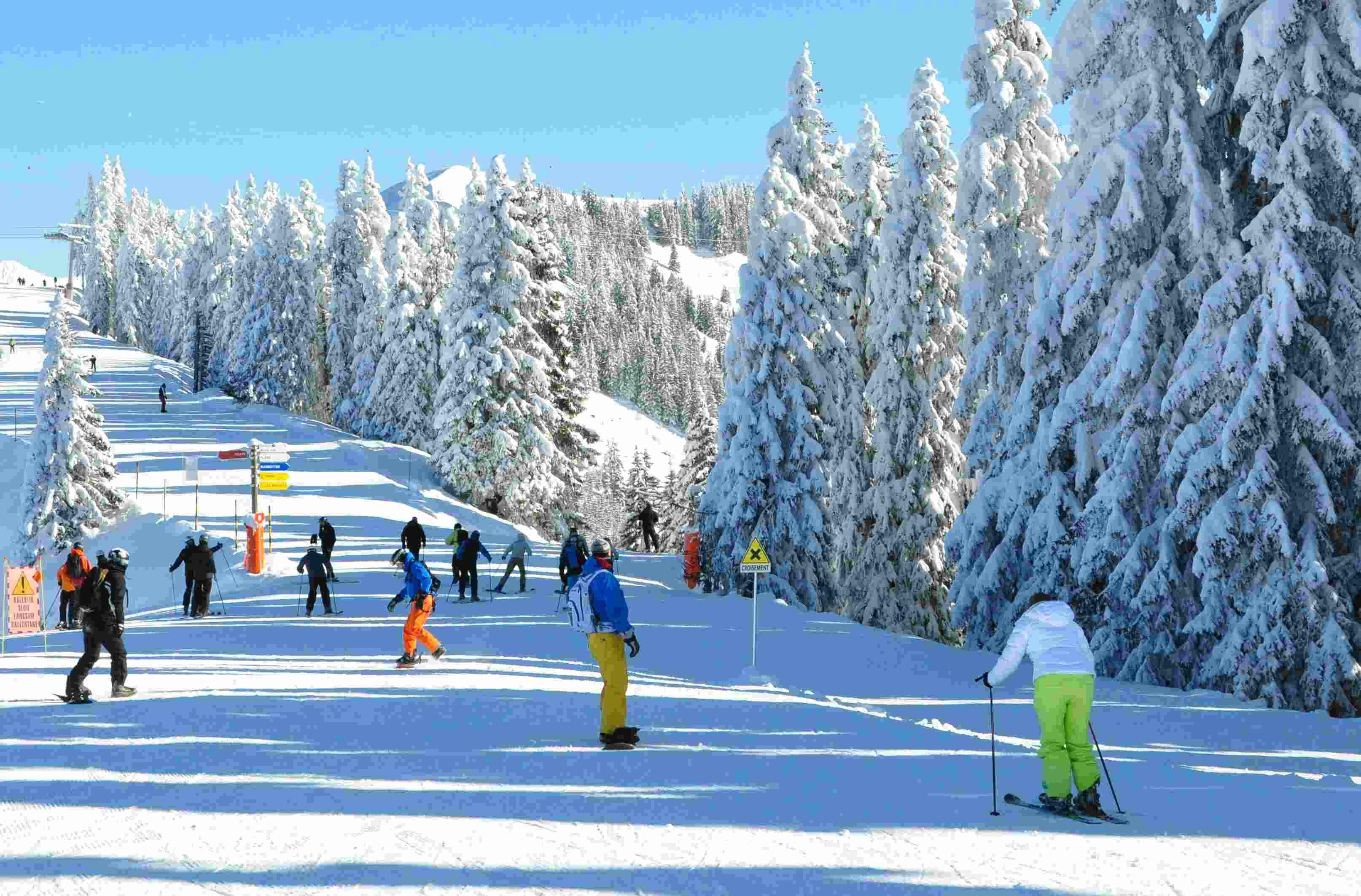 Les Menuires © snowserge-Fotolia.com