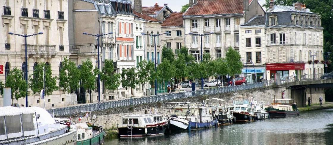 Boating in France