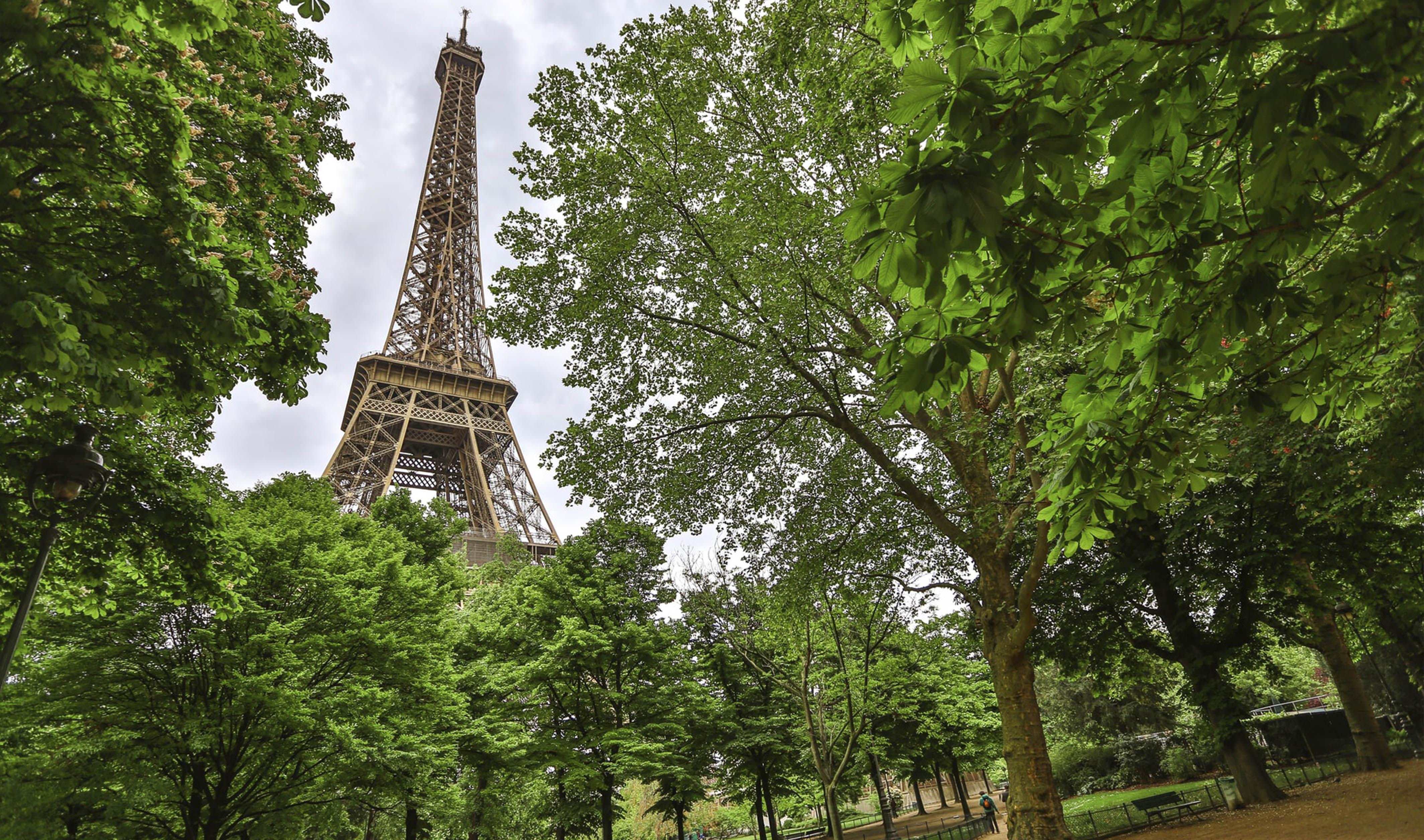 Jardin Tour Eiffel