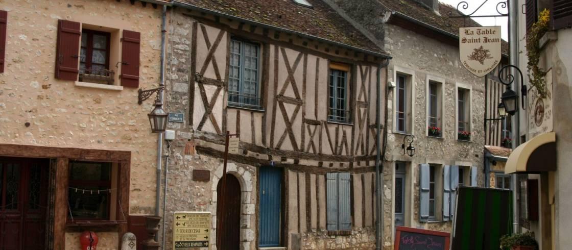 Die Region Paris Ile-de-France