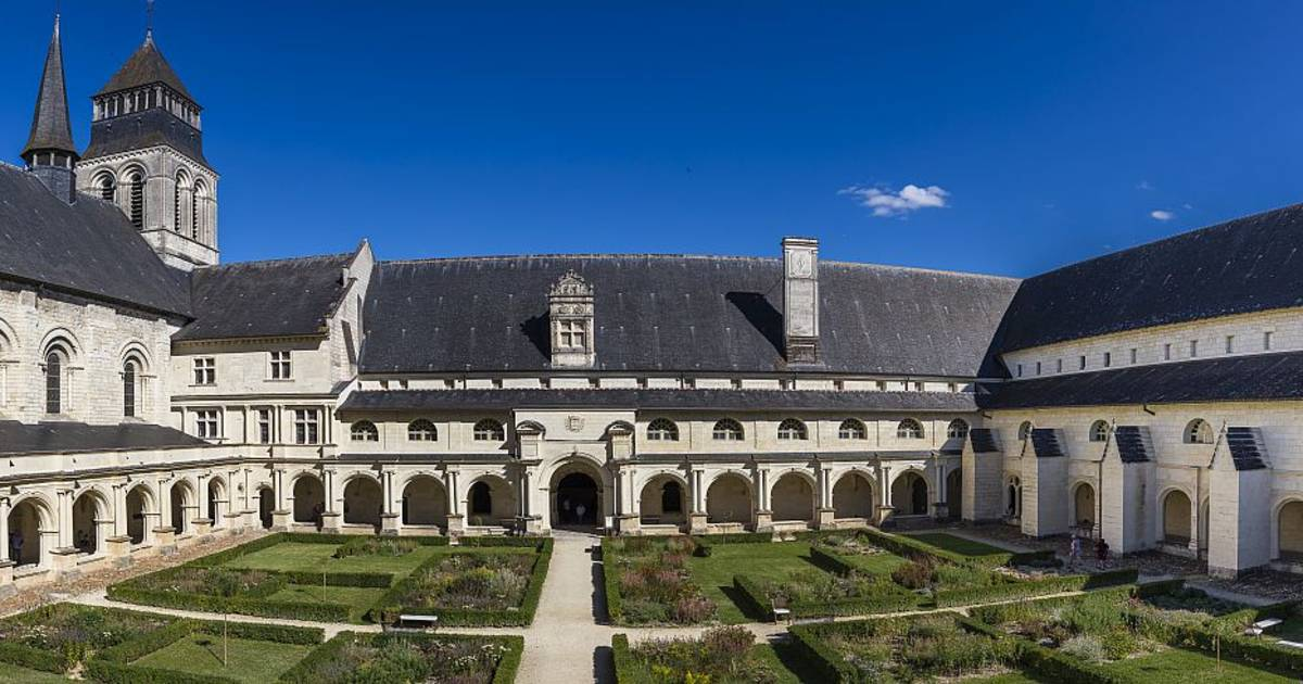 Rendez-vous all'Abbazia di Fontevraud