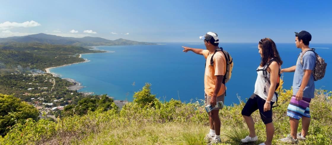 Senderismo en Nueva Caledonia