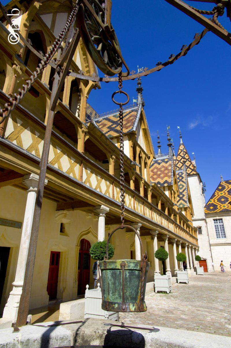 Hospices de Beaune Copyright Michel Baudoin